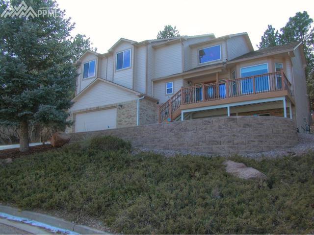 2601 Northcrest Drive, Colorado Springs, CO 80918 (#5316281) :: The Hunstiger Team