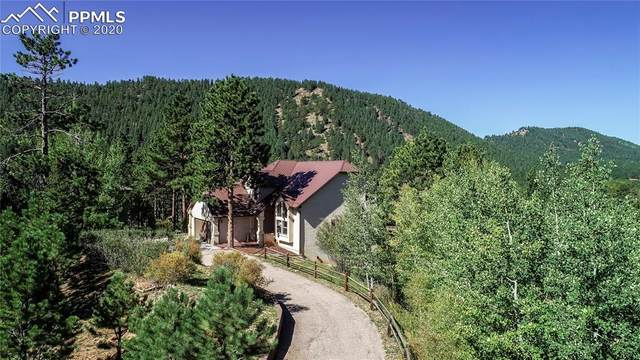 2600 Vista Glen Court, Woodland Park, CO 80863 (#5316749) :: Fisk Team, RE/MAX Properties, Inc.