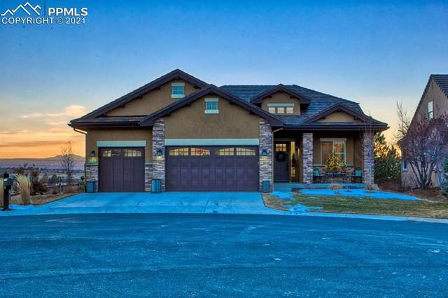 5026 Ballarat Lane, Castle Rock, CO 80108 (#5317090) :: HomeSmart