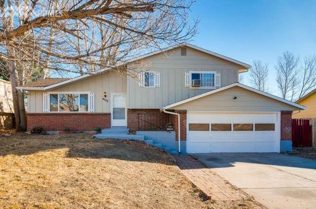 4757 Turquoise Circle, Colorado Springs, CO 80917 (#5317334) :: The Peak Properties Group