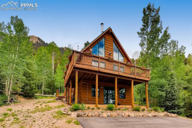6120 Aspen Way, Manitou Springs, CO 80829 (#5317562) :: Action Team Realty