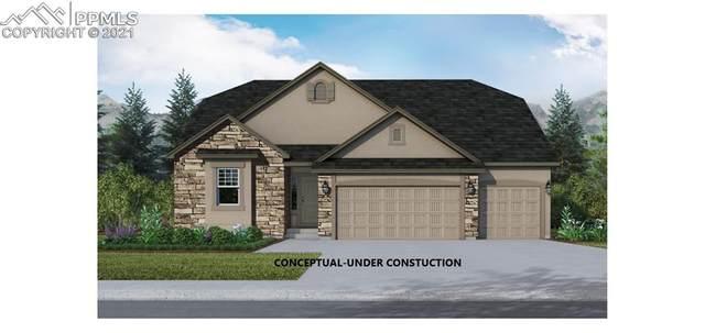 4821 Horse Gulch Loop, Colorado Springs, CO 80924 (#5322073) :: Finch & Gable Real Estate Co.