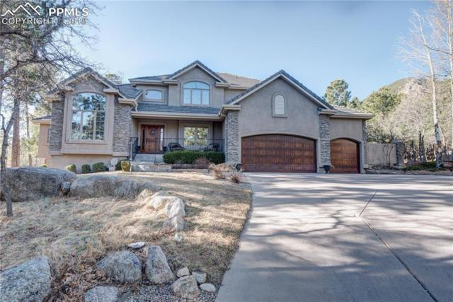 583 Silver Oak Grove, Colorado Springs, CO 80906 (#5322855) :: The Hunstiger Team