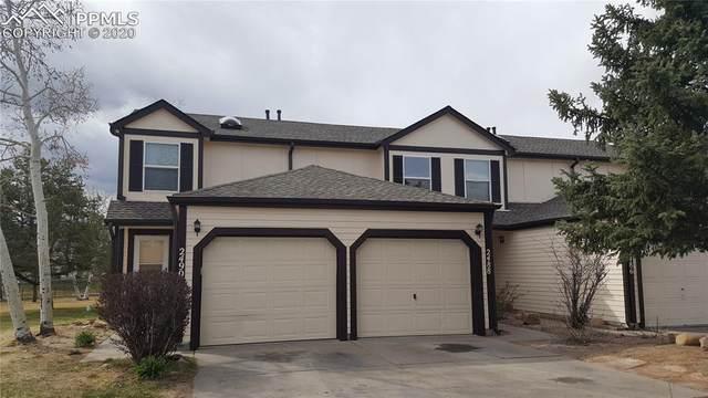 2488 Lexington Village Lane, Colorado Springs, CO 80916 (#5323413) :: Tommy Daly Home Team