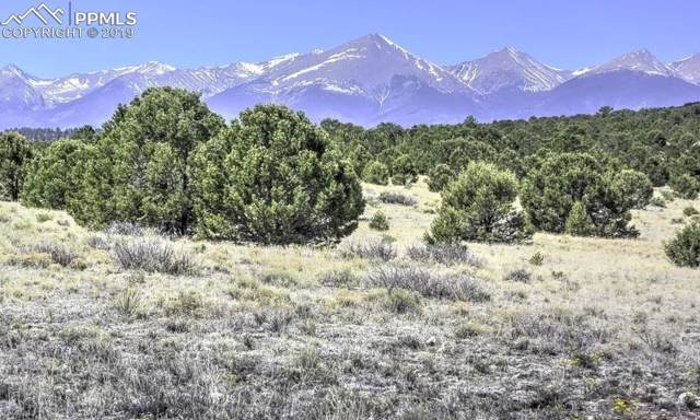 TBD Lot 25 N Corral, Cotopaxi, CO 81223 (#5325632) :: The Kibler Group