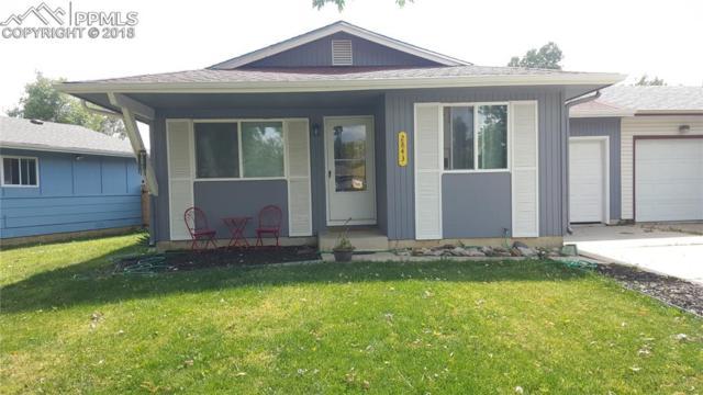 2843 Carmel Circle, Colorado Springs, CO 80910 (#5327328) :: Action Team Realty