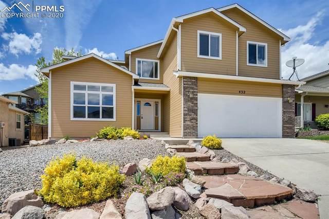 432 Silver Mine Drive, Colorado Springs, CO 80905 (#5327860) :: Action Team Realty