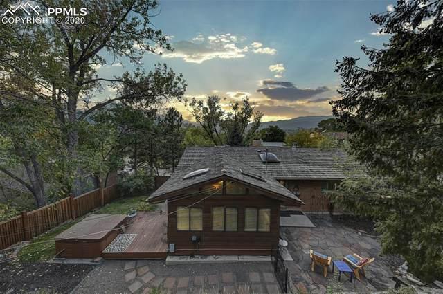 721 Panorama Drive, Colorado Springs, CO 80904 (#5330169) :: The Treasure Davis Team