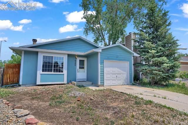 4590 Allison Drive, Colorado Springs, CO 80916 (#5331244) :: The Treasure Davis Team   eXp Realty