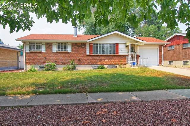 106 S Claremont Street, Colorado Springs, CO 80910 (#5332040) :: Action Team Realty