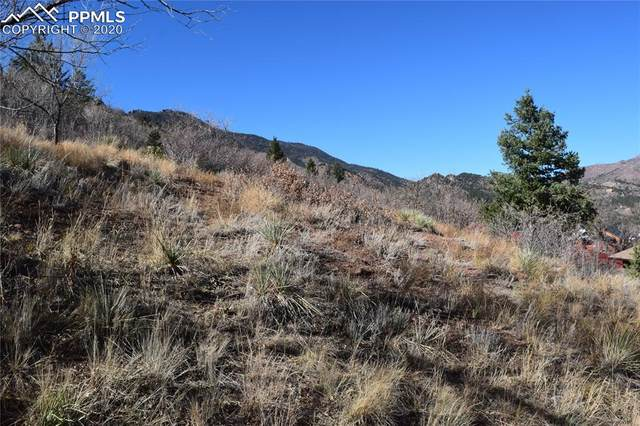 504 Ojo Road, Manitou Springs, CO 80829 (#5335606) :: Finch & Gable Real Estate Co.