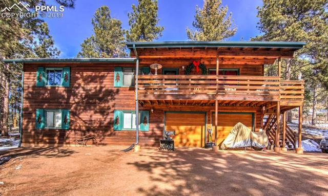 500 W Lovell Gulch Road, Woodland Park, CO 80863 (#5337265) :: 8z Real Estate