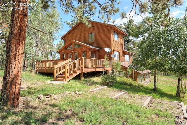 4754 County Road 102, Guffey, CO 80820 (#5338356) :: CC Signature Group