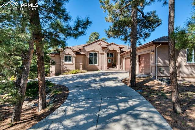 17180 Colonial Park Drive, Monument, CO 80132 (#5342611) :: The Harling Team @ Homesmart Realty Group