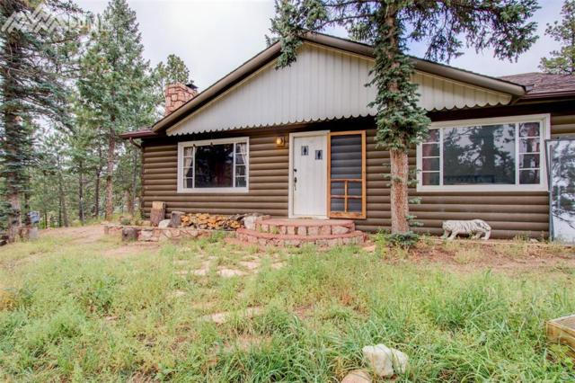 10602 W Highway 24 Highway, Green Mountain Falls, CO 80819 (#5342914) :: The Treasure Davis Team