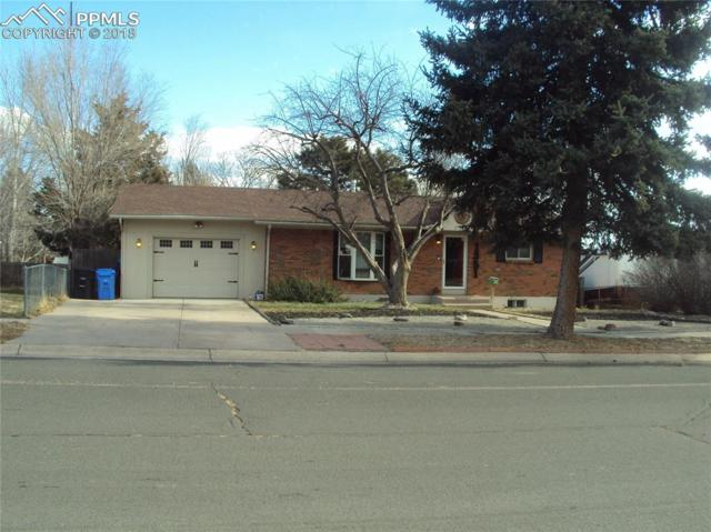 1351 Bates Drive, Colorado Springs, CO 80909 (#5345252) :: The Hunstiger Team