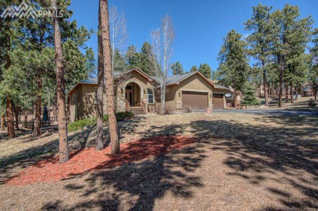 425 Fairfield Lane, Woodland Park, CO 80863 (#5345666) :: Jason Daniels & Associates at RE/MAX Millennium