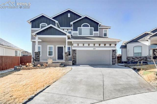 13137 Park Meadows Drive, Peyton, CO 80831 (#5348923) :: The Peak Properties Group