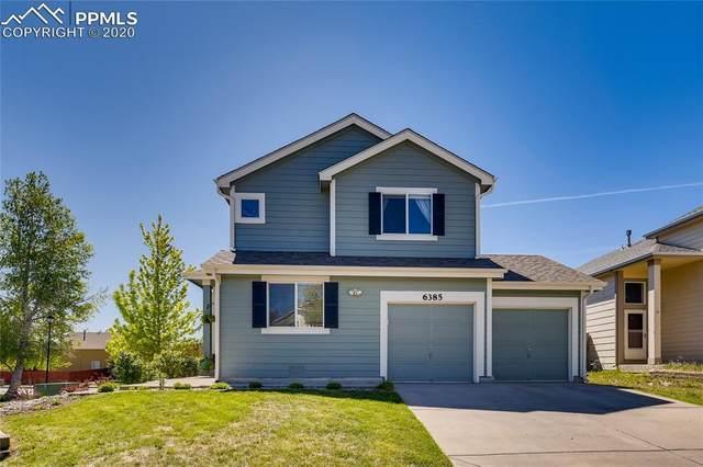 6385 Silverado Trail, Colorado Springs, CO 80922 (#5349422) :: Tommy Daly Home Team