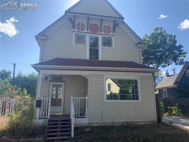2115 W Pikes Peak Avenue, Colorado Springs, CO 80904 (#5349585) :: Colorado Home Finder Realty