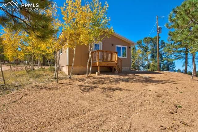 275 Klitowya Trail, Woodland Park, CO 80863 (#5350653) :: Colorado Home Finder Realty
