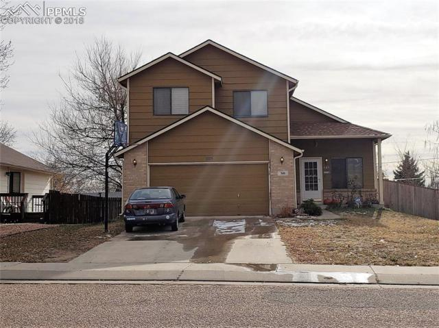 605 Upton Drive, Colorado Springs, CO 80911 (#5350941) :: Venterra Real Estate LLC