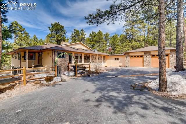3580 Conecrest Lane, Colorado Springs, CO 80908 (#5351152) :: The Dixon Group