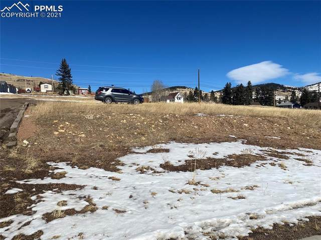 0 W Carr Avenue, Cripple Creek, CO 80813 (#5352138) :: The Harling Team @ HomeSmart