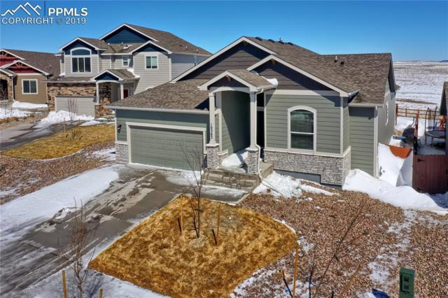 10363 Evening Vista Drive, Peyton, CO 80831 (#5354471) :: The Kibler Group
