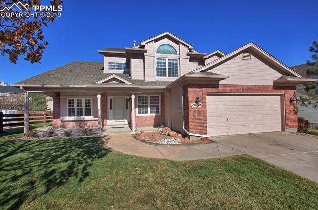 2480 Kittridge Avenue, Colorado Springs, CO 80919 (#5354637) :: Tommy Daly Home Team