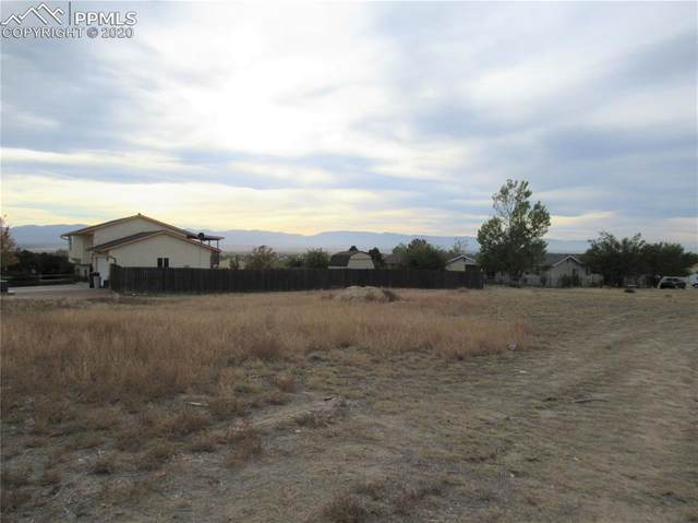 805 S Laurue Drive, Pueblo West, CO 81007 (#5355320) :: Action Team Realty