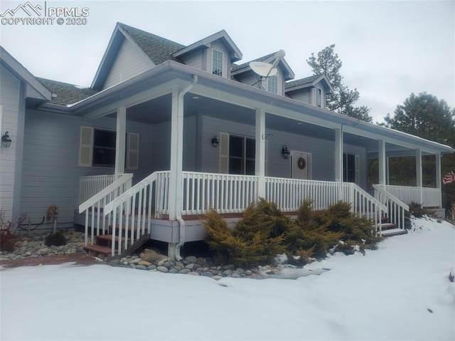 10810 Yoemans Park Drive, Colorado Springs, CO 80908 (#5356540) :: The Kibler Group