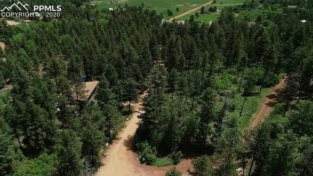0 Rock Ridge Road, Palmer Lake, CO 80133 (#5358195) :: 8z Real Estate