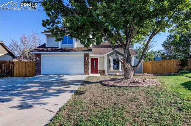 110 Turf Trail Place, Fountain, CO 80817 (#5358715) :: CC Signature Group