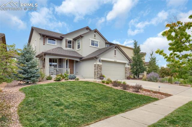 9180 Lizard Rock Trail, Colorado Springs, CO 80924 (#5360274) :: Jason Daniels & Associates at RE/MAX Millennium