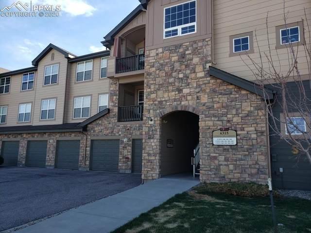 6315 Andersen Mill Heights #301, Colorado Springs, CO 80923 (#5362163) :: Action Team Realty