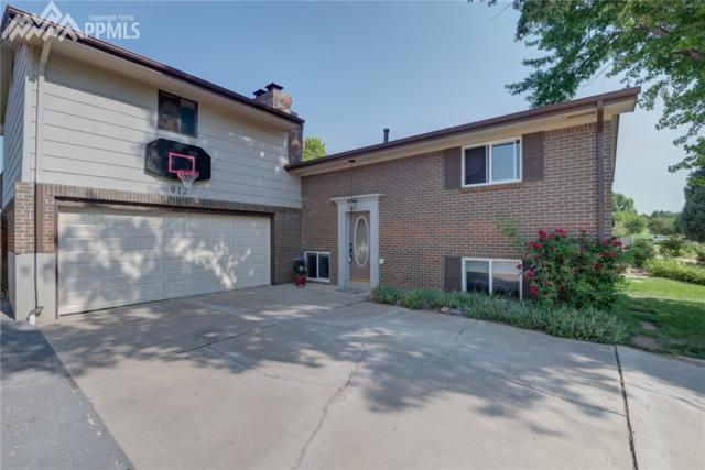912 Crown Ridge Drive, Colorado Springs, CO 80904 (#5364279) :: 8z Real Estate