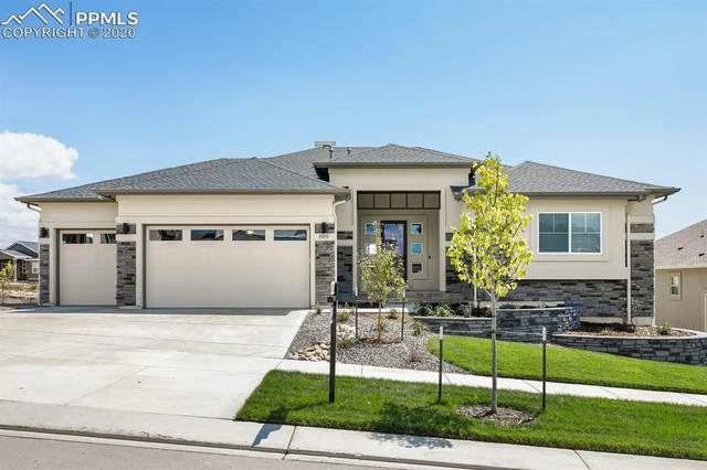 1919 Walnut Creek Court, Colorado Springs, CO 80921 (#5365187) :: Finch & Gable Real Estate Co.