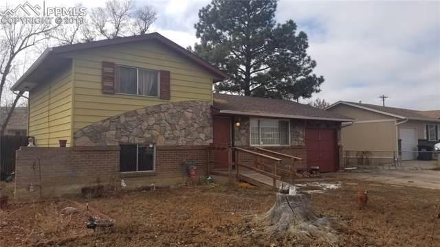 1104 Maxwell Street, Colorado Springs, CO 80906 (#5367641) :: The Kibler Group