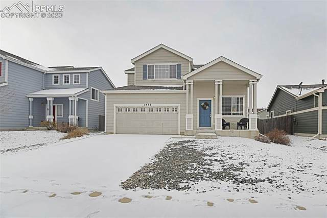 1946 Woodpark Drive, Colorado Springs, CO 80951 (#5372140) :: Action Team Realty