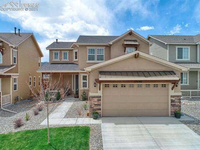 17690 Leisure Lake Drive, Monument, CO 80132 (#5372211) :: Action Team Realty
