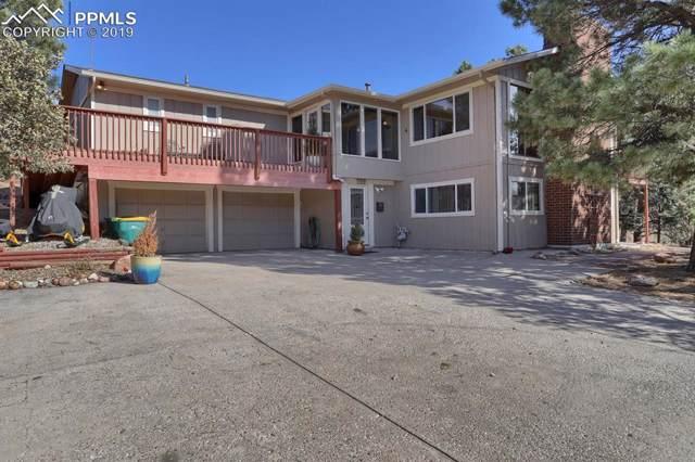 172 E Mikado Drive, Colorado Springs, CO 80919 (#5372537) :: Tommy Daly Home Team