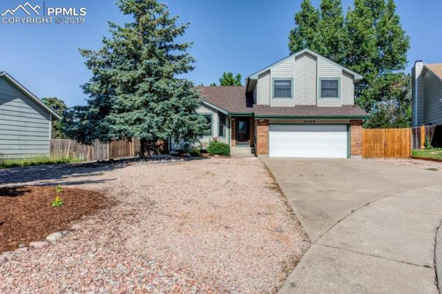 4160 Thundercloud Drive, Colorado Springs, CO 80920 (#5373725) :: The Peak Properties Group