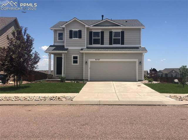 6707 Sandyford Lane, Colorado Springs, CO 80923 (#5375516) :: Tommy Daly Home Team