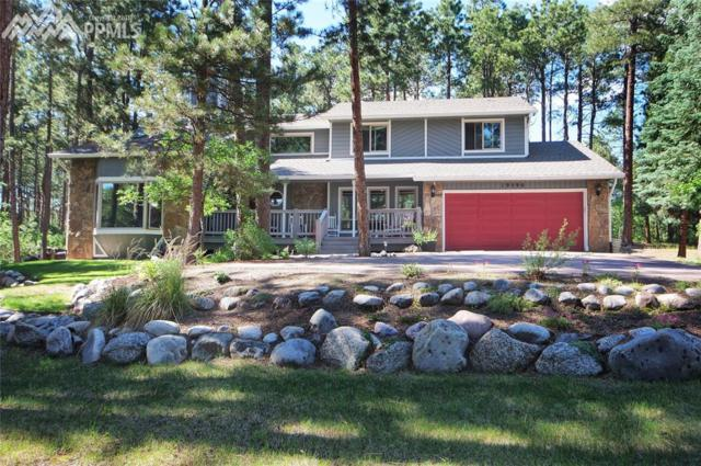 19590 W Top O The Moor Drive, Monument, CO 80132 (#5375540) :: 8z Real Estate