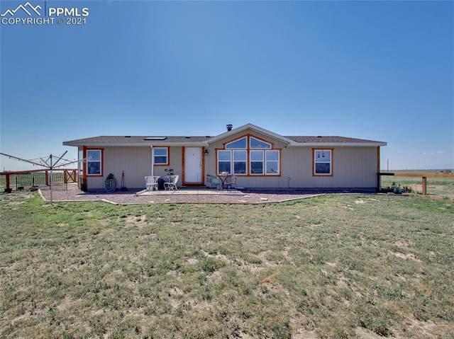 8832 Avenida Hermosa View, Fountain, CO 80817 (#5375553) :: Finch & Gable Real Estate Co.