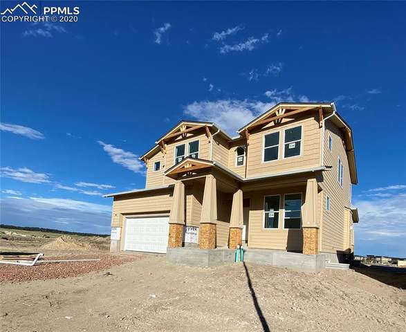 6437 Knapp Drive, Colorado Springs, CO 80924 (#5378233) :: Tommy Daly Home Team