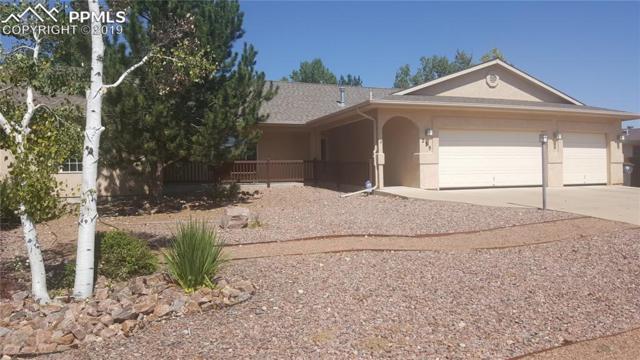 239 W Venturi Drive, Pueblo West, CO 81007 (#5378779) :: The Treasure Davis Team