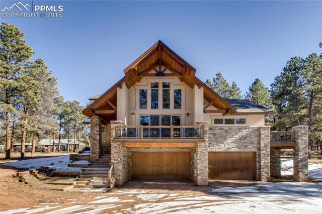 27638 Triple B Road, Woodland Park, CO 80863 (#5380366) :: The Daniels Team