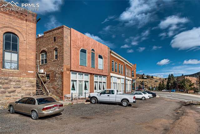 119 N Fourth Street, Victor, CO 80860 (#5383139) :: Tommy Daly Home Team